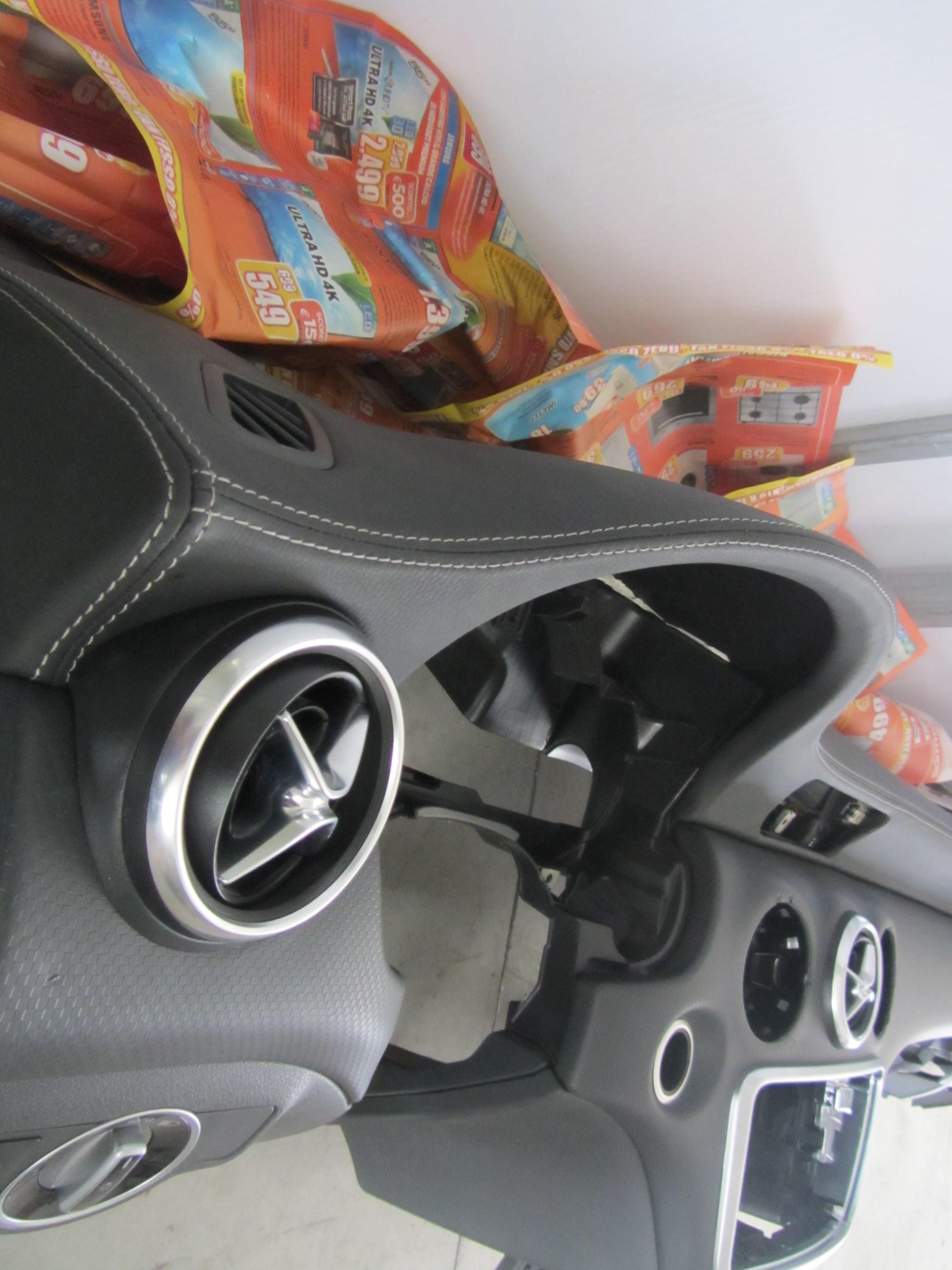 E Ricondizionamento Cruscotto Pelle Plastiche Mercedes vN8myn0wO